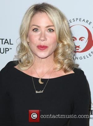 Christina Applegate - The Shakespeare Center of Los Angeles 25th Annual Simply Shakespeare Benefit at The Broad Stage - Arrivals...