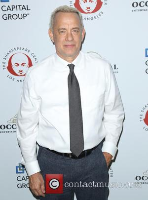 Tom Hanks - The Shakespeare Center of Los Angeles 25th Annual Simply Shakespeare Benefit at The Broad Stage - Arrivals...