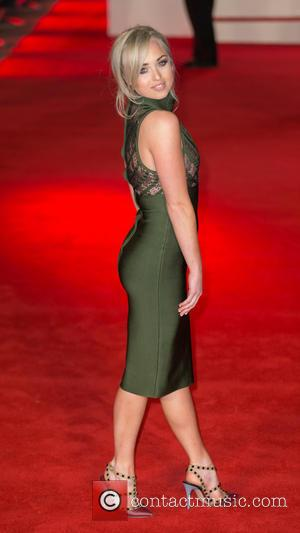 Jorgie Porter - The UK premiere of 'Daddy's Home' held at the Vue West End - Arrivals at Vue West...