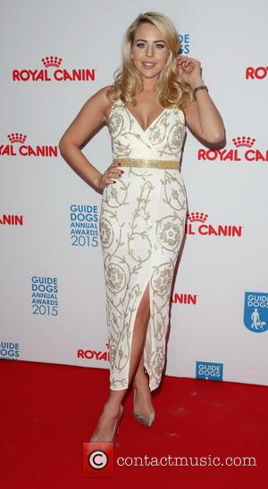 Lydia Bright - Celebrities will be joined on the red carpet by the latest guide dog puppies at the Guide...