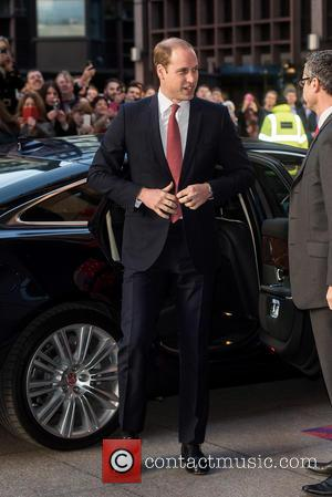 Prince William , The Duke of Cambridge - ICAP Charity Day held at One Broadgate - Arrivals. - London, United...