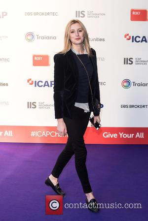 Laura Carmichael - ICAP Charity Day held at One Broadgate - Arrivals. - London, United Kingdom - Wednesday 9th December...