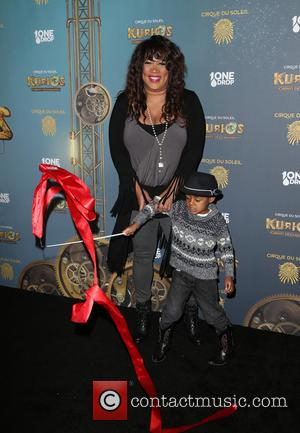 Kym Whitley - Cirque du Soleil's KURIOS - CABINET OF CURIOSITIES at Dodger Stadium - Los Angeles, California, United States...