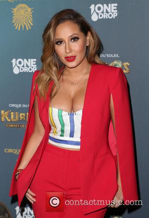 Adrienne Bailon Approves Of Ex Rob Kardashian's Engagement