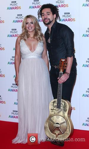 The Shires, Chrissie Rhodes and Ben Earle