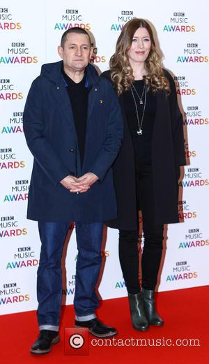 Paul Heaton , Jacqui Abbott - Red Carpet arrivals for the BBC Music Awards at the Genting Arena in Birmingham...