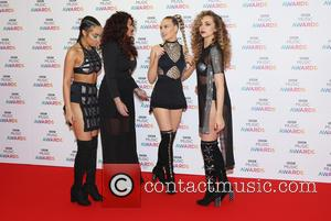 Little Mix, Leigh-Anne Pinnock, Jesy Nelson, Perrie Edwards , Jade Thirlwall - BBC Music Awards 2015 held at the Genting...