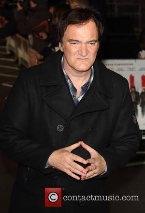 Quentin Tarantino - European Premiere of 'The Hateful Eight' at Odeon Leicester Square. London at Odeon Leicester Square - London,...
