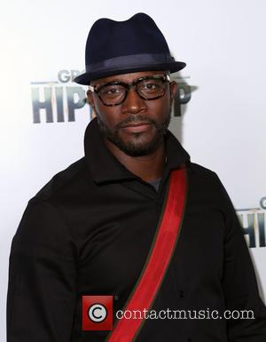 Taye Diggs - WE tv's 'Growing Up Hip Hop' premiere party held at Haus - Arrivals - New York, New...