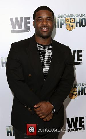 A$AP Ferg - WE tv's 'Growing Up Hip Hop' premiere party held at Haus - Arrivals - New York, New...