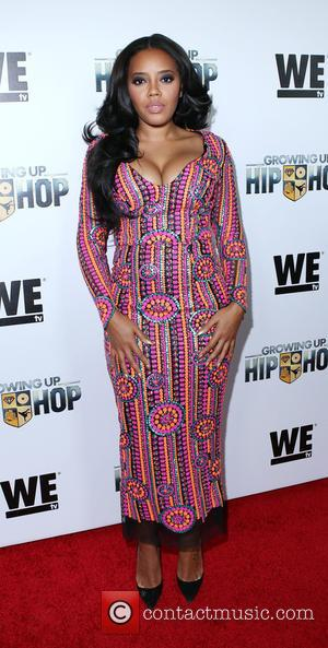 Angela Simmons - WE tv's 'Growing Up Hip Hop' premiere party held at Haus - Arrivals - New York, New...