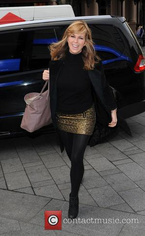 Kate Garraway - Kate Garraway arrives at Capital Radio - London, United Kingdom - Thursday 10th December 2015