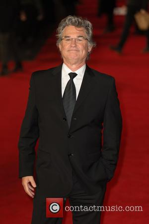 Kurt Russell - The European Premiere Of 'The Hateful Eight' held at the Odeon Leicester Square - Arrivals at Odeon...