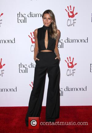 Renee Bargh - Rihanna and The Clara Lionel Foundation Host 2nd Annual Diamond Ball at The Barker Hanger - Santa...