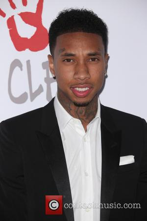 Tyga Caught Up In Facetime Drama With 14-Year-old Model
