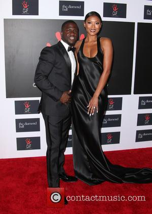 Kevin Hart , Eniko Parrish - Rihanna and The Clara Lionel Foundation Host 2nd Annual Diamond Ball at The Barker...