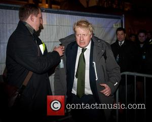 Boris Johnson , Mayor of London - Boris Johnson, The Mayor of London attends the Chanukah (Hanukkah) 2015 celebrations in...