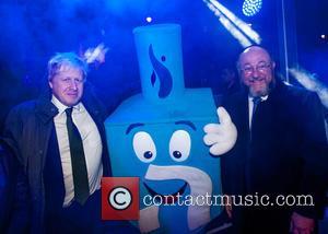 Boris Johnson and Mayor Of London