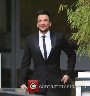 Peter Andre - Peter Andre outside ITV Studios - London, United Kingdom - Thursday 10th December 2015