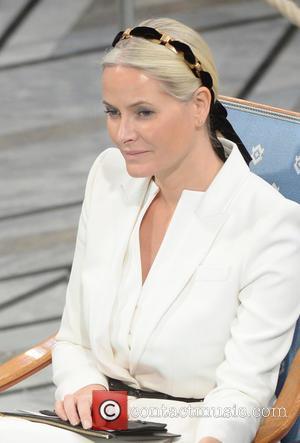 Peace and Norwegian Crown Princess Mette Marit