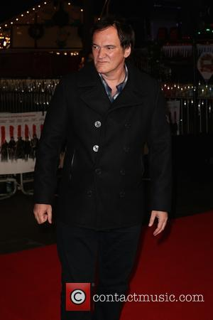 Quentin Tarantino - Guests attend The Hateful Eight European Premiere at Odeon Leicester Square - London, United Kingdom - Thursday...