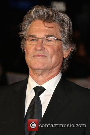 Kurt Russell - Guests attend The Hateful Eight European Premiere at Odeon Leicester Square - London, United Kingdom - Thursday...