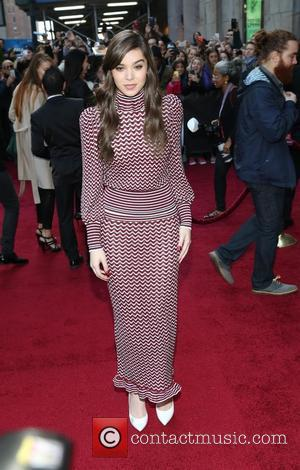 Hailee Steinfeld - Billboard Women in Music 2015 at Cipriani 42nd Street - Arrivals - New York, New York, United...