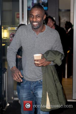 Idris Elba Forced To Miss Golden Globes