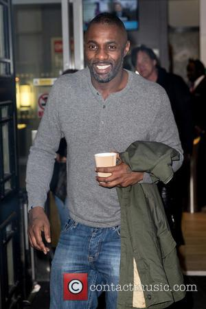 Idris Elba To Parody Luther For Charity Sketch