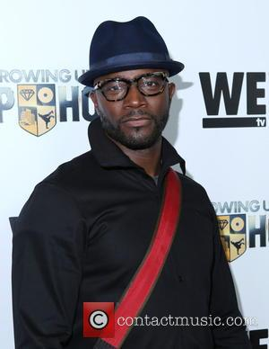 Taye Diggs - WE tv's 'Growing Up Hip Hop' premiere party - Arrivals - New York, New York, United States...