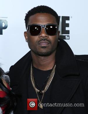 Ray J - WE tv's 'Growing Up Hip Hop' premiere party - Arrivals - New York, New York, United States...