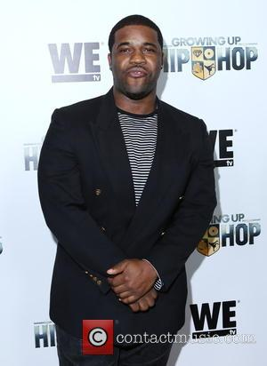 A$AP Ferg - WE tv's 'Growing Up Hip Hop' premiere party - Arrivals - New York, New York, United States...