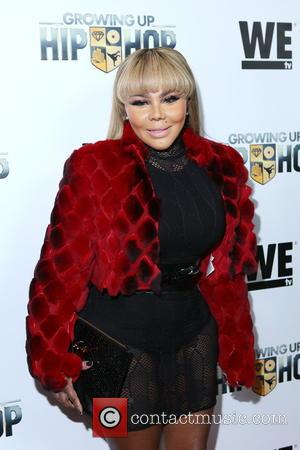 Lil Kim - WE tv's 'Growing Up Hip Hop' premiere party - Arrivals - New York, New York, United States...