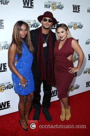 Egypt Criss, Romeo Miller and Kristinia Debarge