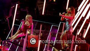 Kylie Minogue and Dannii Minogue