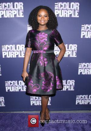 Shanice and The Color Purple