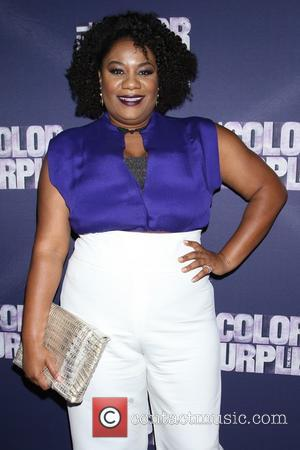The Color Purple and Adrienne Moore