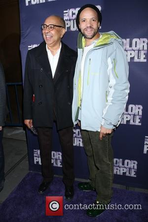 George C. Wolfe and Savion Glover