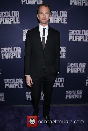 Neil Patrick Harris - Opening night for The Color Purple at the Bernard B. Jacobs Theatre - Arrivals. at Bernard...