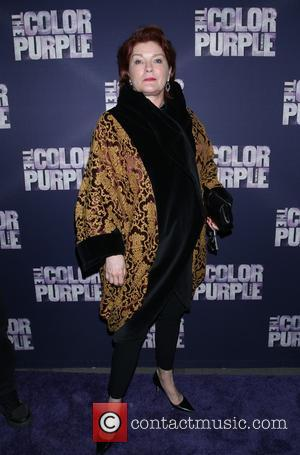 Kate Mulgrew - Opening night for The Color Purple at the Bernard B. Jacobs Theatre - Arrivals. at Bernard B....