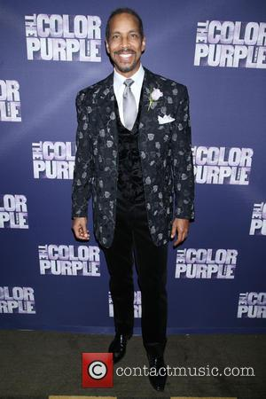 The Color Purple and Kevyn Morrow