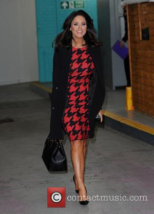 Vicky Pattison - Vicky Pattison at The ITV Studios at ITV Studios - London, United Kingdom - Friday 11th December...