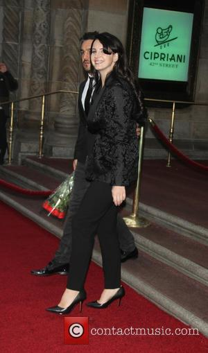 Lana Del Rey - Billboard Women In Music 2015 at Cipriani 42nd Street - Arrivals - New York, United States...