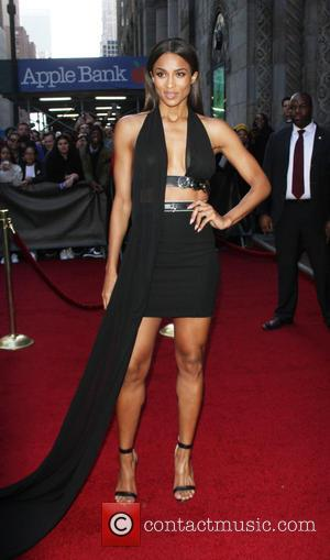 Ciara - Billboard Women In Music 2015 at Cipriani 42nd Street - Arrivals - New York, United States - Friday...