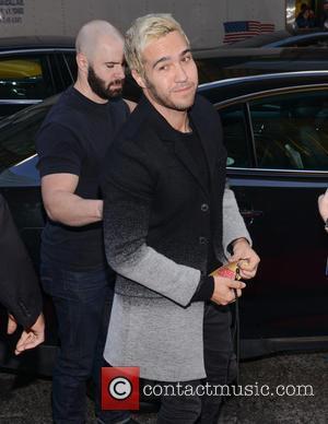 Pete Wentz - Billboard Women in Music Luncheon 2015 at Cipriani 42nd St - New York, New York, United States...