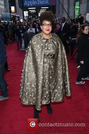 Brittany Howard - Billboard Women in Music 2015 at Cipriani 42nd Street - Arrivals - New York, New York, United...
