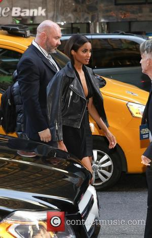 Ciara - Billboard Women in Music 2015 at Cipriani 42nd Street - Arrivals - New York, New York, United States...