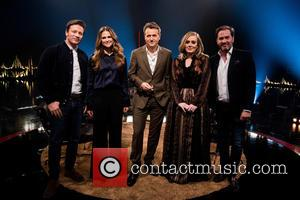 Jamie Oliver, Princess Madeleine Of Sweden, Fredrik Skavlan, Adele Adkins and Chris O'neill