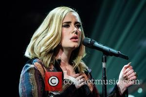 Adele Named World's Top Selling Artist