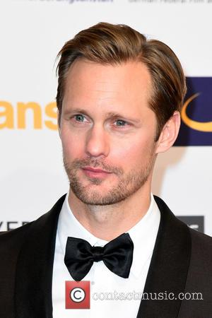 Alexander Skarsgard - The 28th European Film Awards (Europaeischer Filmpreis) at Haus der Berliner Festspiele - Arrivals at Haus der...